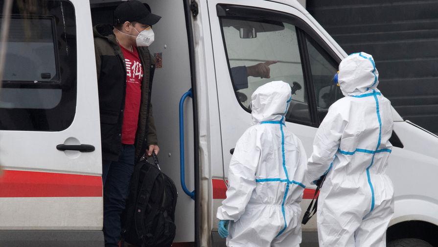 В Роспотребнадзоре назвали сроки пика пандемии COVID-19 в России