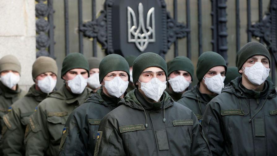 Коронавирусом на Украине заразились более 150 тысяч человек