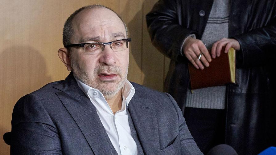 Заразившийся коронавирусом мэр Харькова доставлен в берлинскую клинику