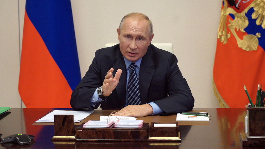 Путин подписал закон о голосовании на выборах в несколько дней