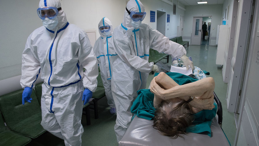 Число жертв короанвируса в Бразилии превысило 22 тысячи человек