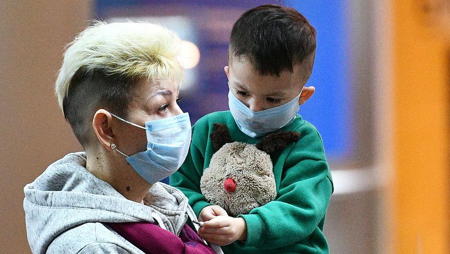 В Минздраве назвали симптомы COVID-19 у детей
