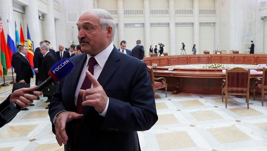 Лукашенко пообещал честно провести президентские выборы в Белоруссии