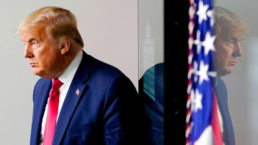 Трамп опроверг информацию о планируемом госперевороте после выборов президента США