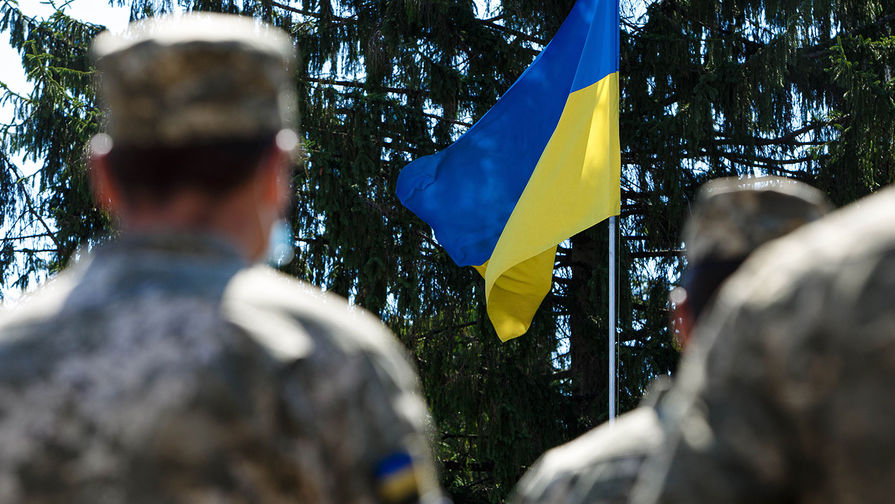 Украинский школьник поругался с военным из-за русского языка
