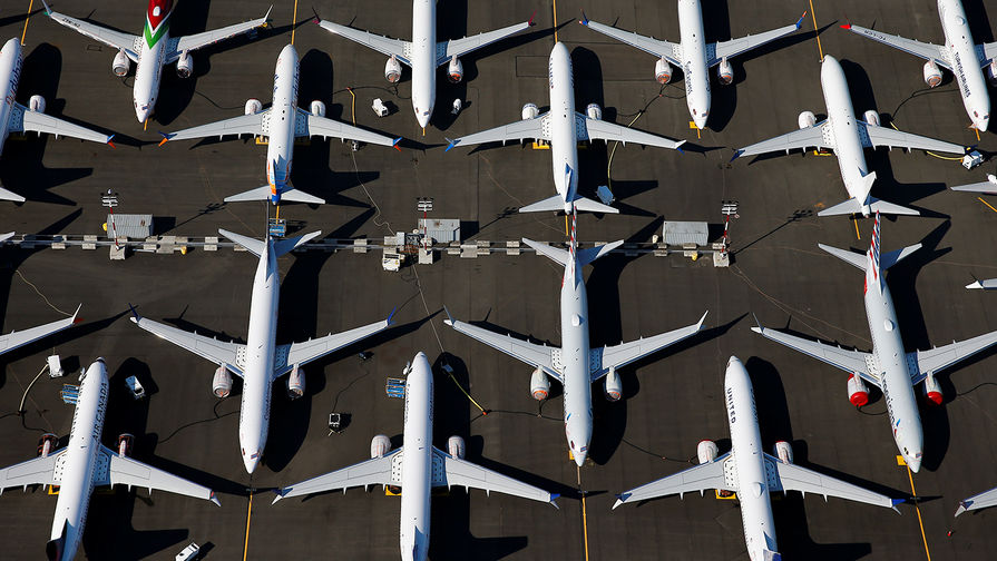 В США выявили ошибки Boeing и ФАУ при сертификации системы 737 MAX