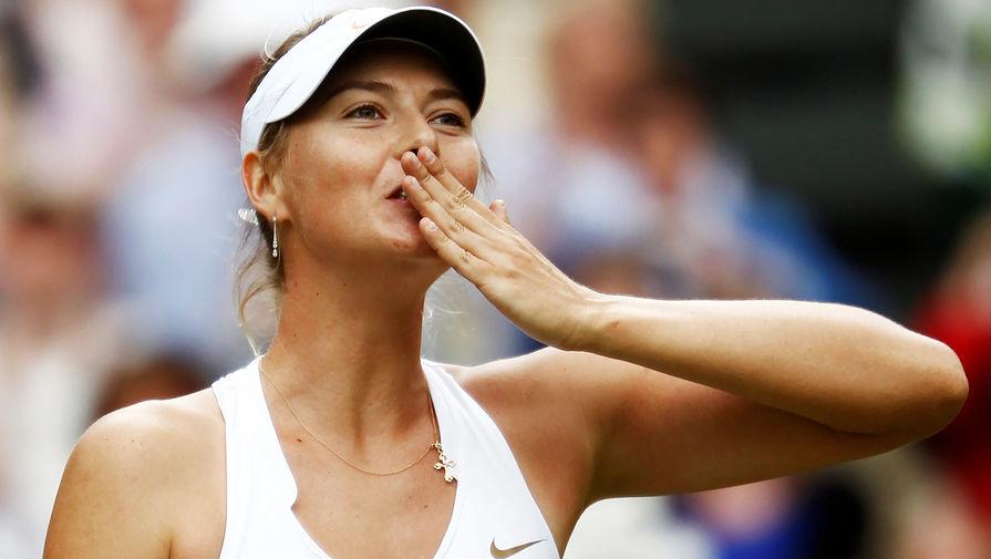 Сафин прокомментировал решение Шараповой покинуть спорт