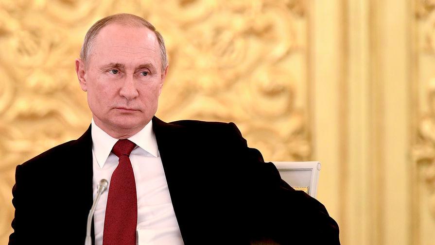 Путин подписал закон о федеральной территории 'Сириус'
