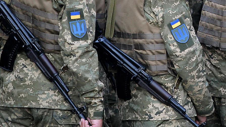 Украинских военных обяжут выучить английский язык