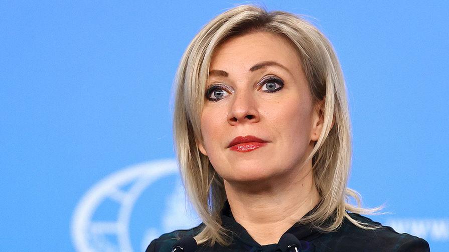 Захарова прокомментировала блокировку 'российских' аккаунтов в Twitter