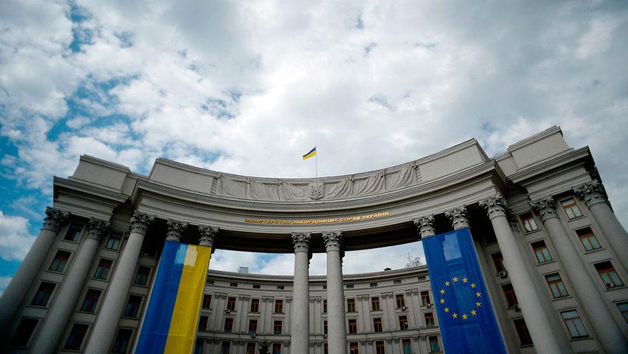 МИД Украины намерен добиться экстрадиции задержанных в Белоруссии граждан РФ