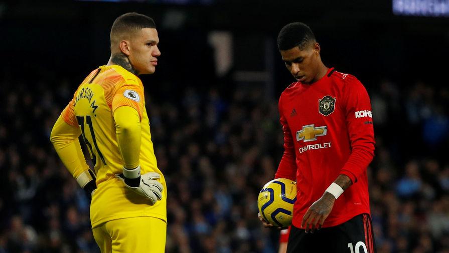 Скоулз поделился мнением о форварде 'Манчестер Юнайтед' Рэшфорде