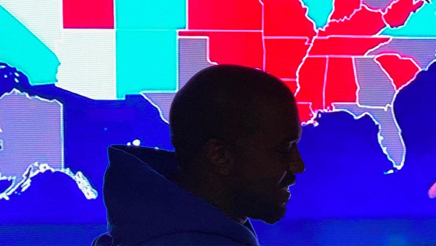 Канье Уэст пообещал снова баллотироваться в президенты США