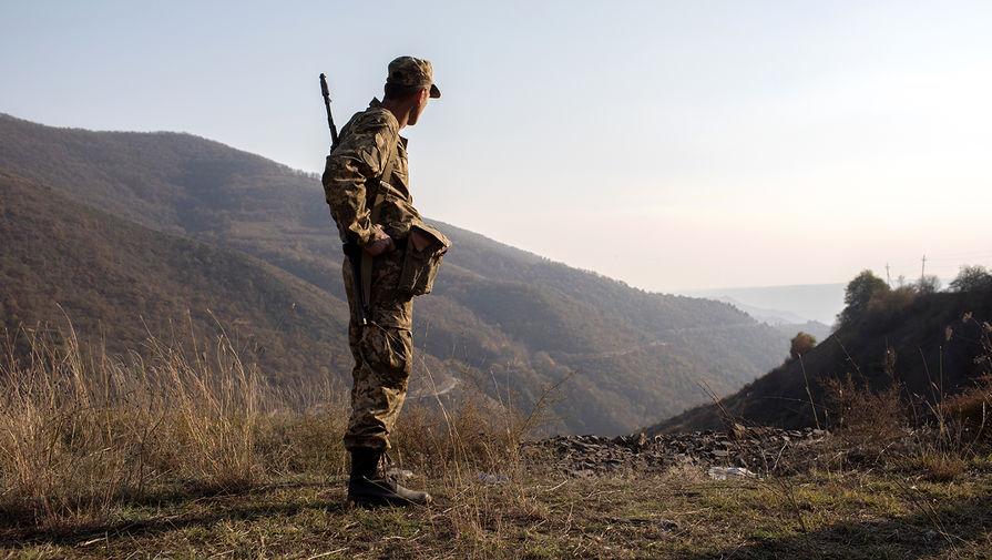 Минобороны Азербайджана заявило о нарушении границы армянскими солдатами