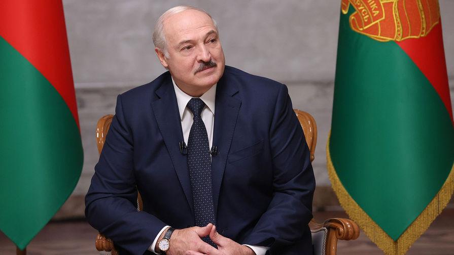Лукашенко заявил, что Украина стала форпостом провокаций в Белоруссии