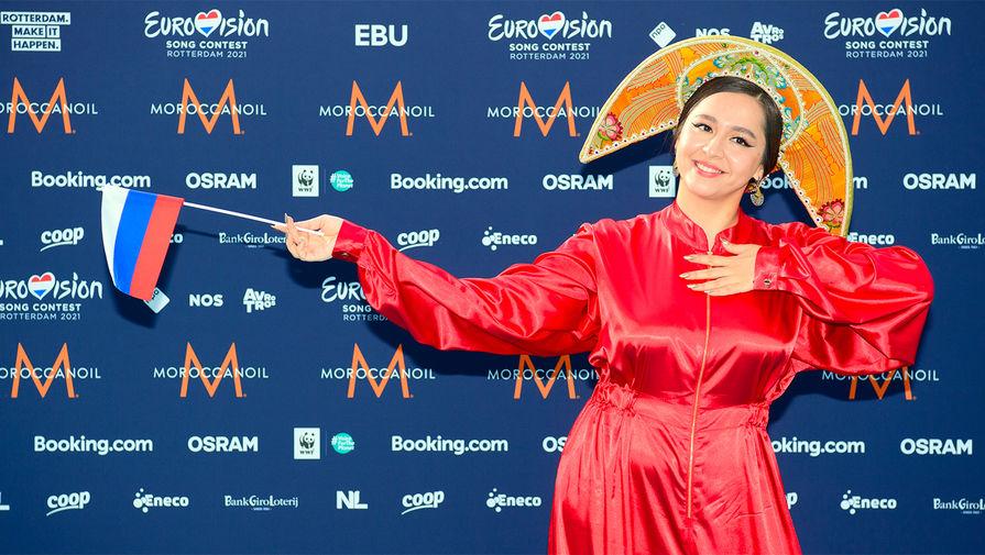 Выступление Манижи набрало миллион просмотров на канале 'Евровидения'