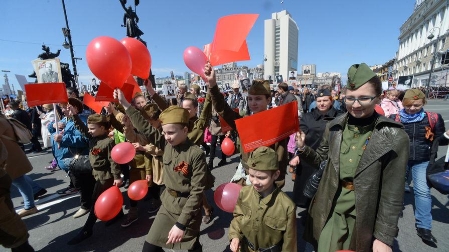 Организаторы 'Бессмертного полка' объявили об отмене шествия 26 июля