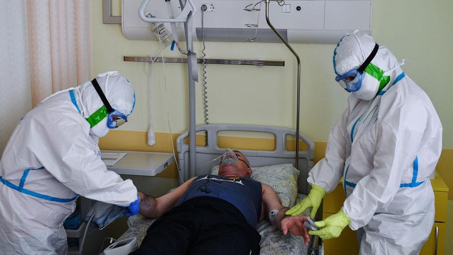 Военные развернули полевой госпиталь в Дагестане