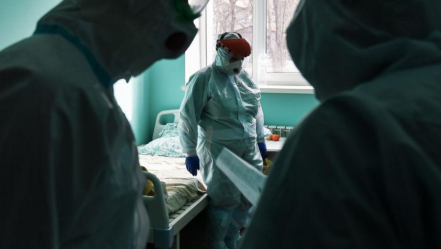 Инфекционист заявил о пике заболеваемости коронавирусной инфекцией в Москве