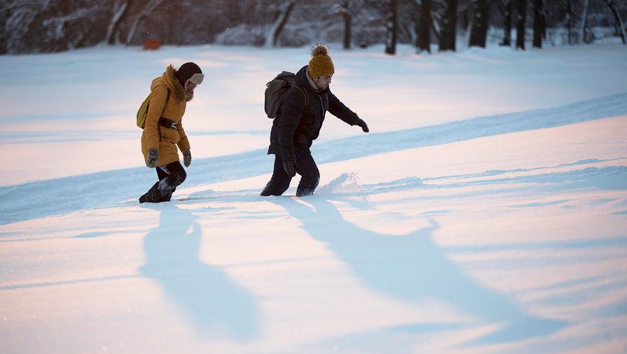 Синоптик рассказал о продолжительности 'русской зимы' в Москве