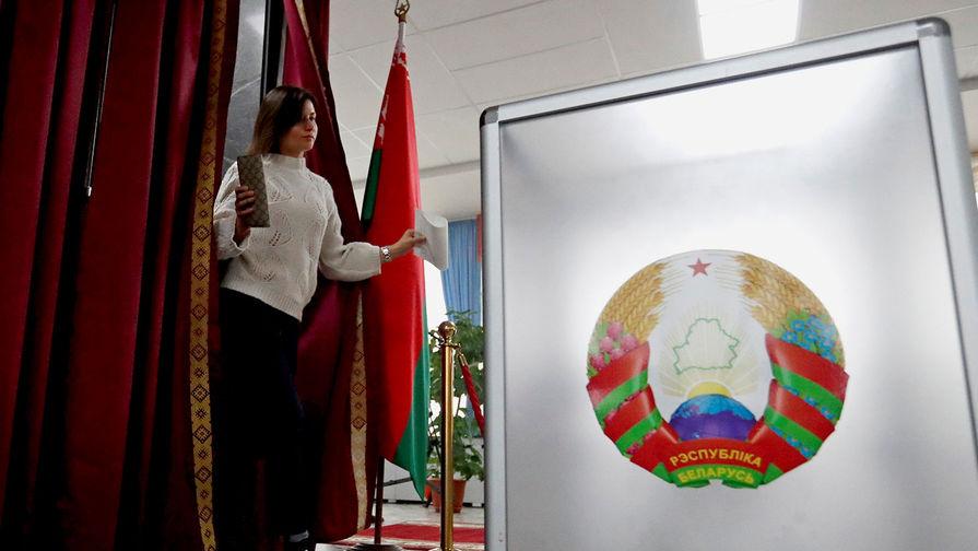 ЦИК Белоруссии предлагает провести президентские выборы 9 августа