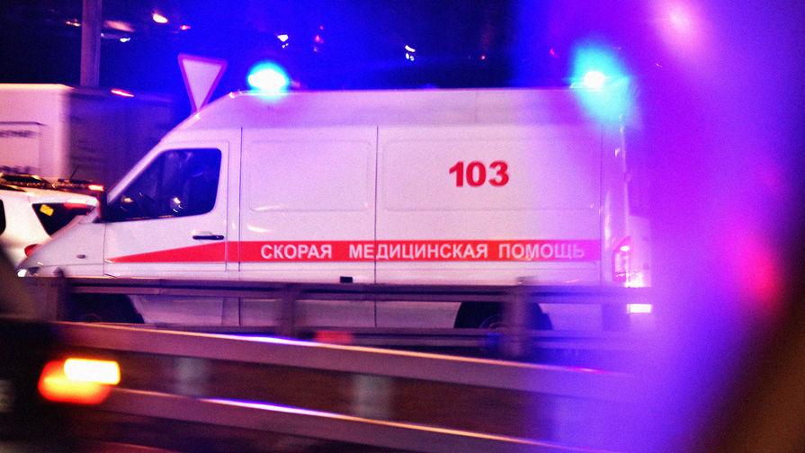 Один человек погиб при столкновении автомобилей на Варшавском шоссе