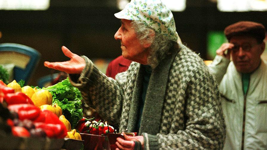 Годовая инфляция в России составила 6,74%