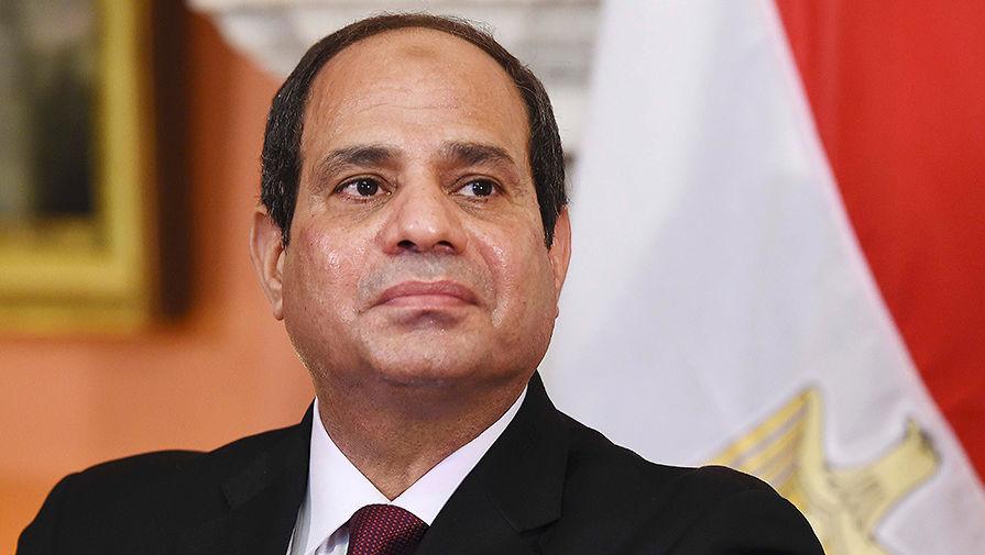 Президент Египта привился от COVID-19