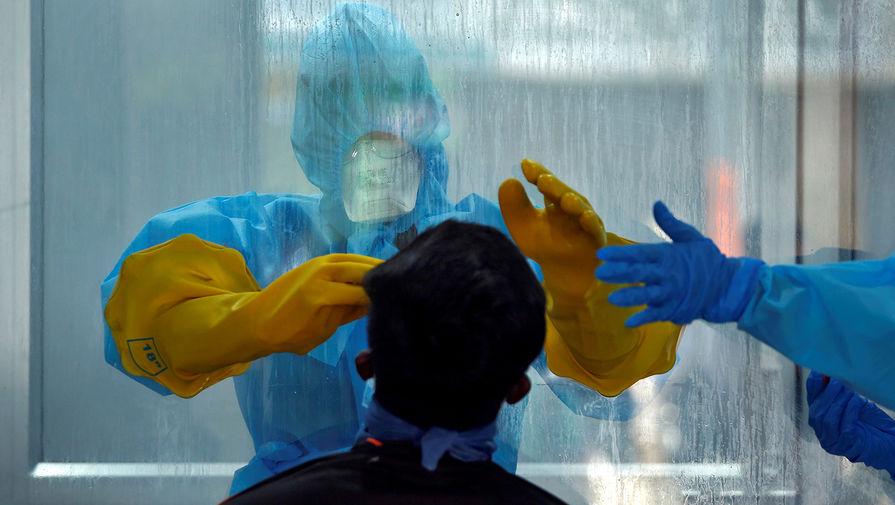 Число зараженных коронавирусом в мире превысило 2 млн