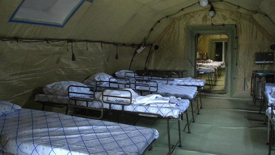 Более 9 тысяч российских военных вылечились от коронавируса