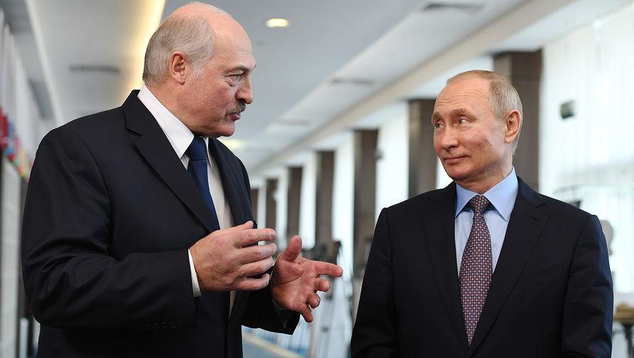 Лукашенко сошелся с Путиным во мнении, что РФ могут начать травить как Белоруссию