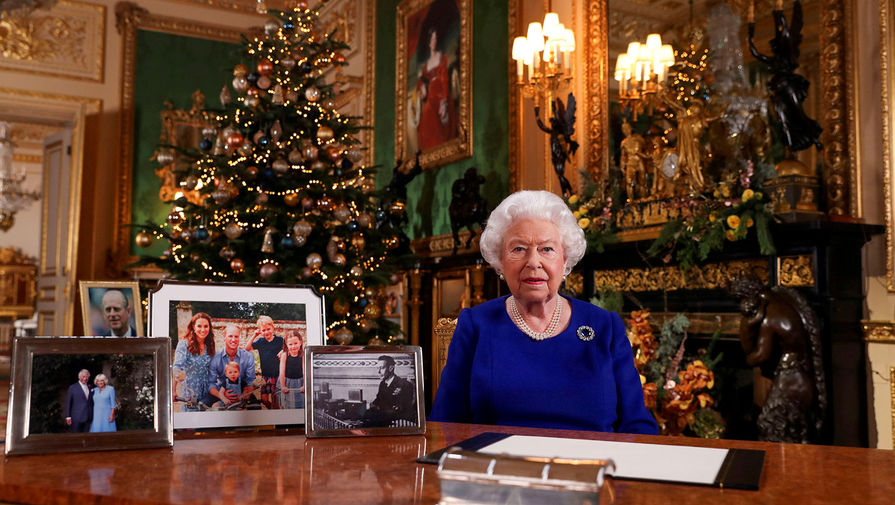 Стало известно содержание послания Елизаветы II к нации