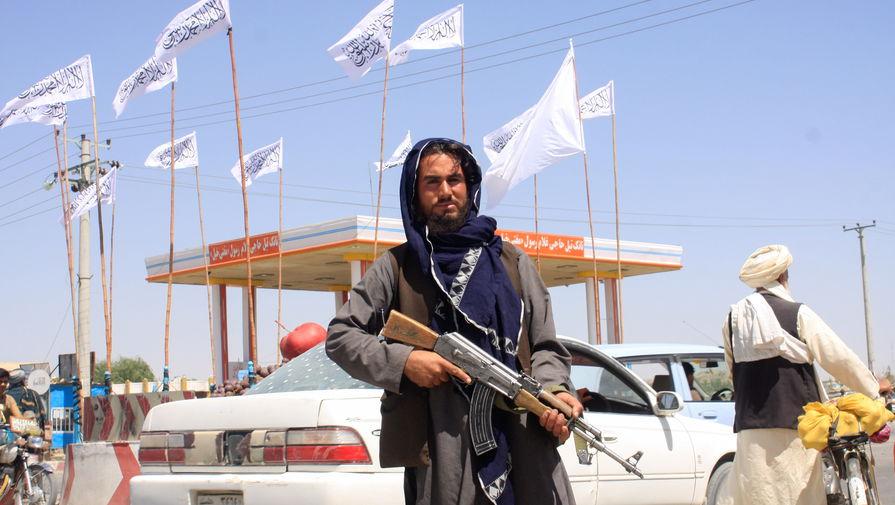 Третий за ночь региональный центр Афганистана захвачен талибами