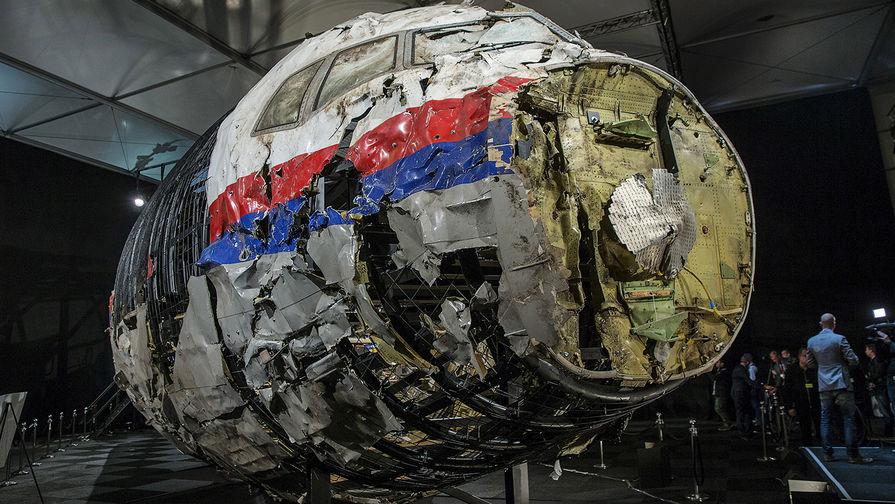 В сети появилось новое видео со свидетелями крушения MH17