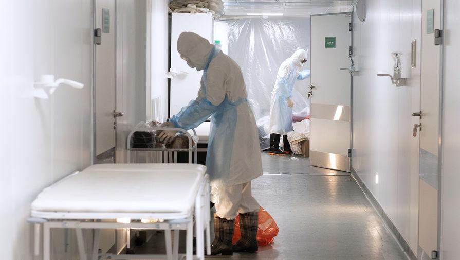 В Москве скончались еще 13 пациентов с COVID-19