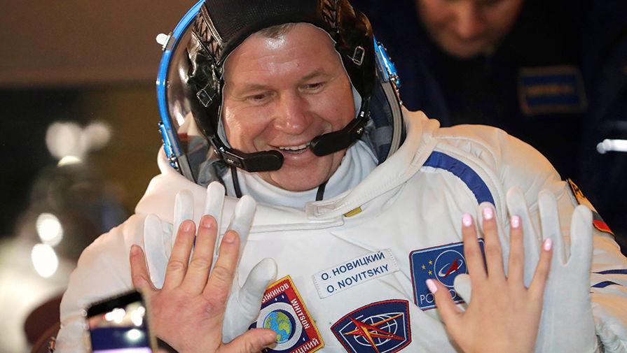 Российский космонавт рассказал, что ему на МКС дозвонились телефонные мошенники