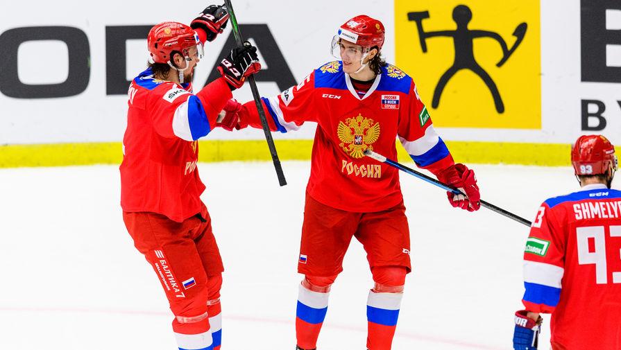 Россия обыграла Белоруссию во втором матче Еврочелленджа