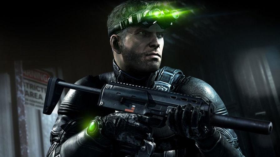 Netflix снимет сериал по игре Splinter Cell