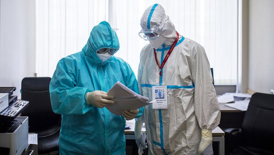 Правительство одобрило выплаты медикам, помогающим больным с COVID-19