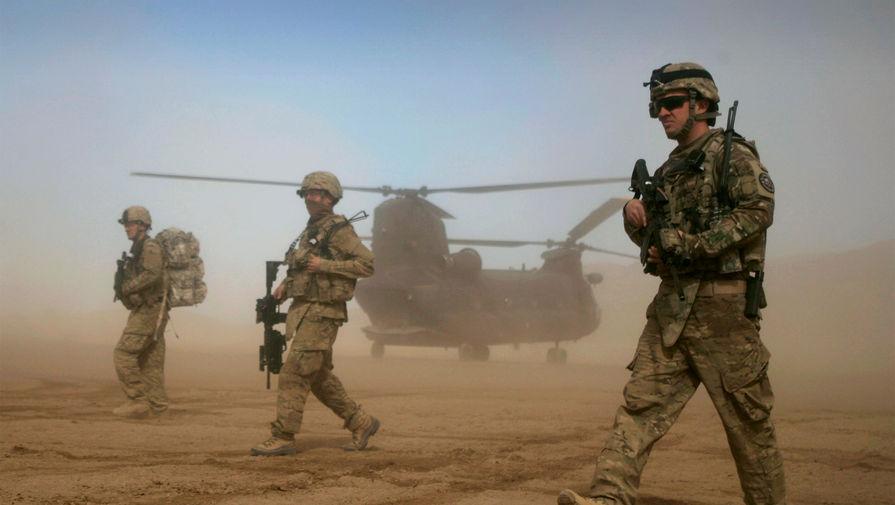 В Пентагоне заявили, что военная миссия США в Афганистане завершена