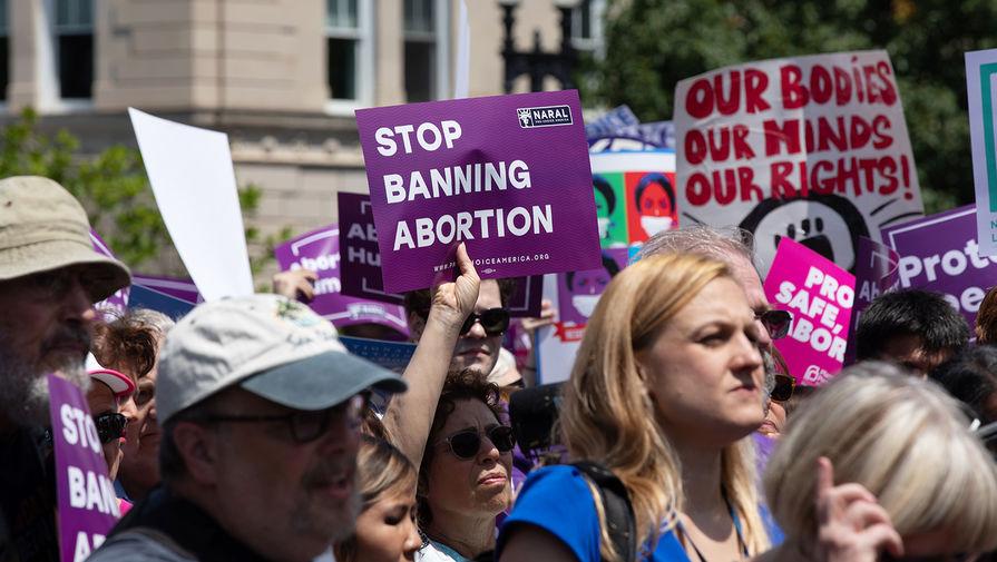 Минюст США через суд добивается отмены техасского закона об абортах