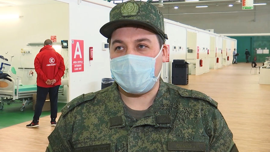 Коронавирус выявлен у 1068 российских военных