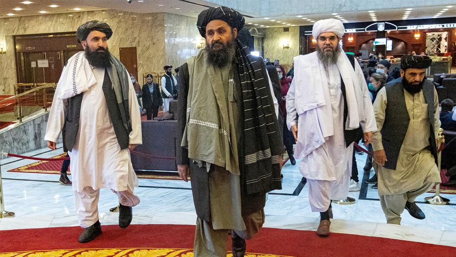 В США обеспокоены некоторыми назначениями в правительство Афганистана при талибах