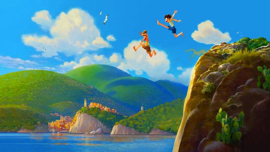 Pixar анонсировал выход мультфильма о дружбе мальчика и морского монстра