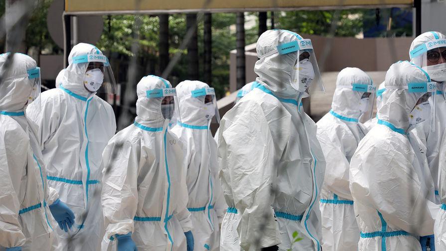 Общее число выявленных случаев коронавируса в Приморье достигло 1595