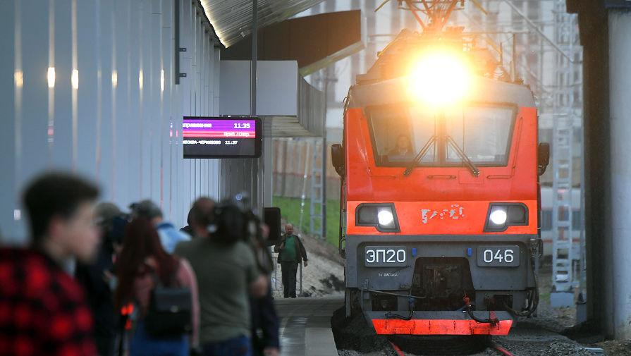 Российские поезда для поддержки боевых операций будут направляться в горячие точки