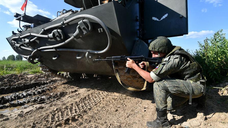 Страны ОДКБ готовят план по оснащению коллективных сил современным вооружением