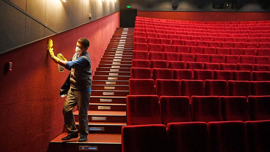 Стало известно, когда откроются кинотеатры