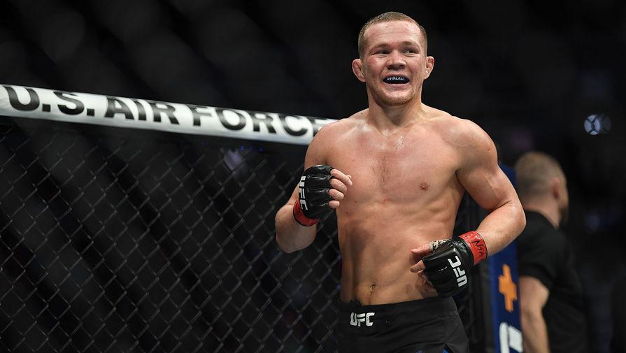 Россиянин Ян проведет бой за титул чемпиона UFC