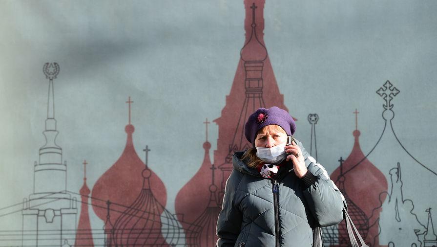 Число жертв коронавируса в Москве достигло 3 796